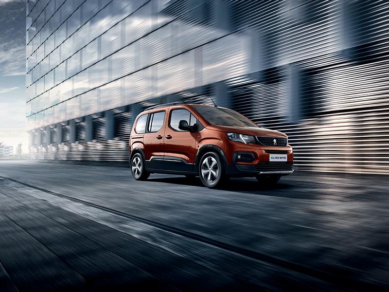 Peugeot - RIFTER